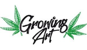 Growing Art Cannabis Legale CBD Logo